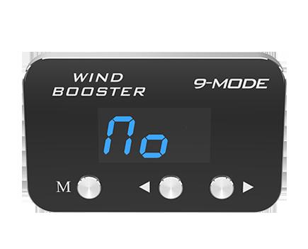 Windbooster 9 drive throttle controller