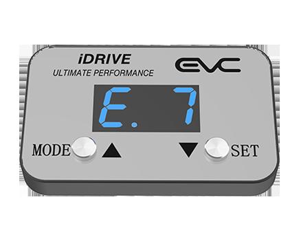 evc idrive throttle controller