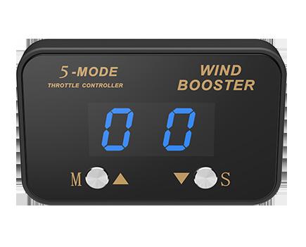 plug n go throttle controller 5 mode