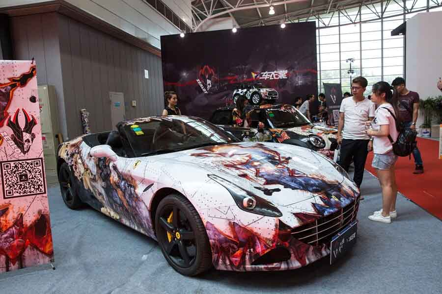 China Auto Salon16