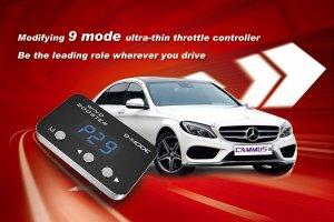 UltraThin Mercedes Benz Windbooster 9-MODE 3s Throttle Controller