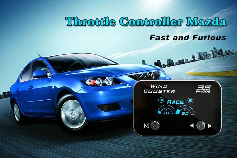 throttle controller mazda