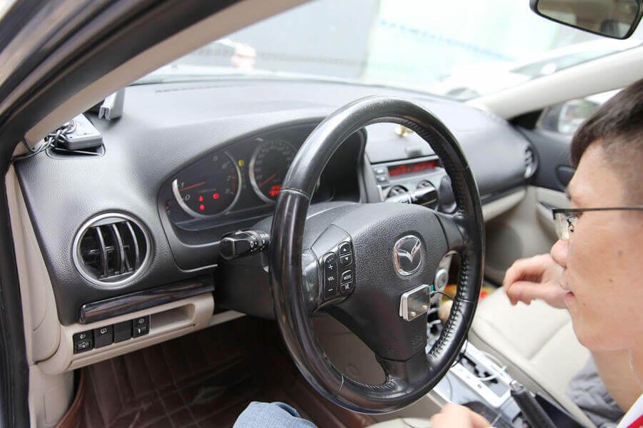throttle controller mazda6