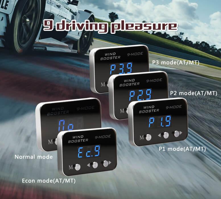 9 drive throttle controller2