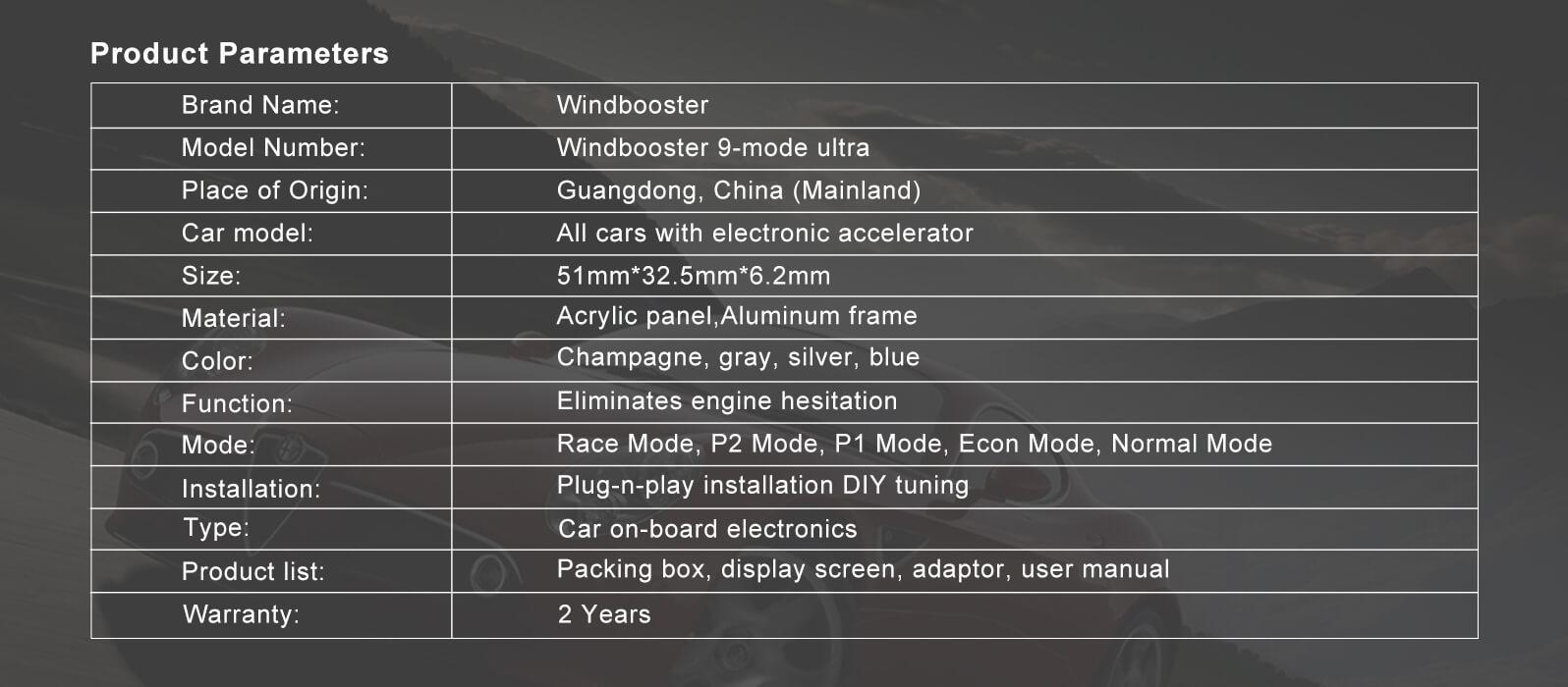 9 drive throttle controller5