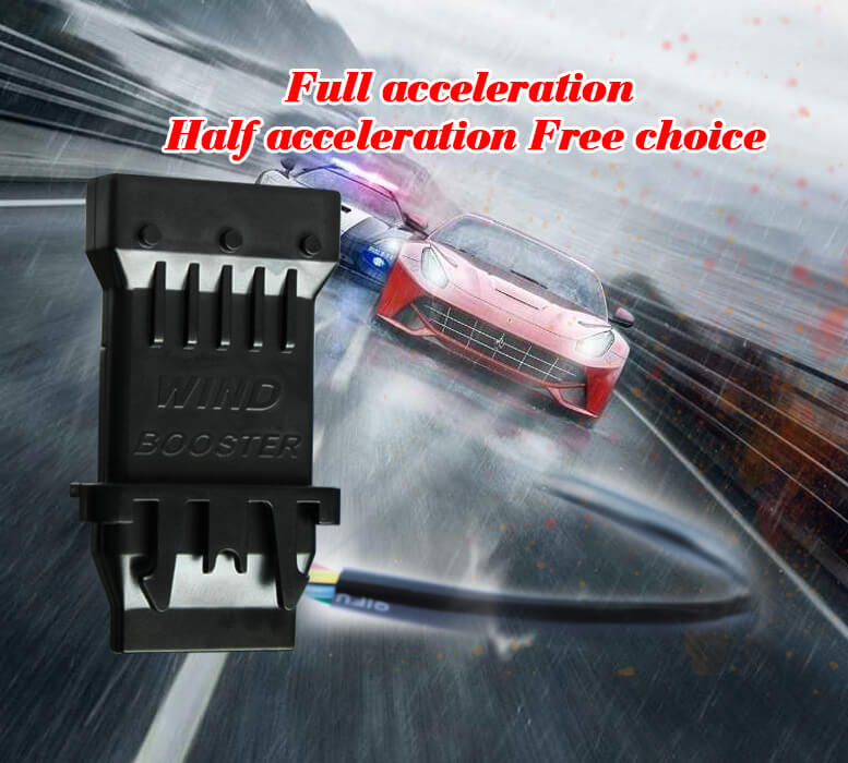 throttle accelerator2
