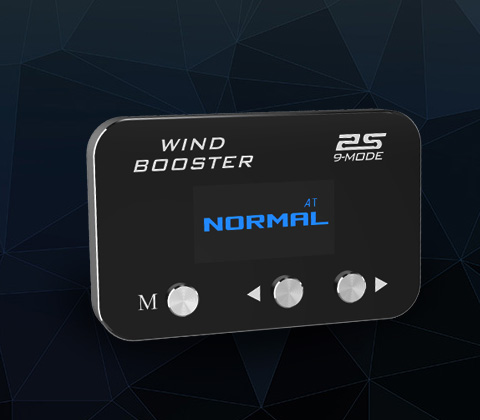 2S throttle commander