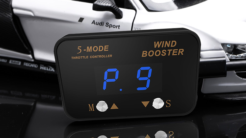 5mode throttle commander