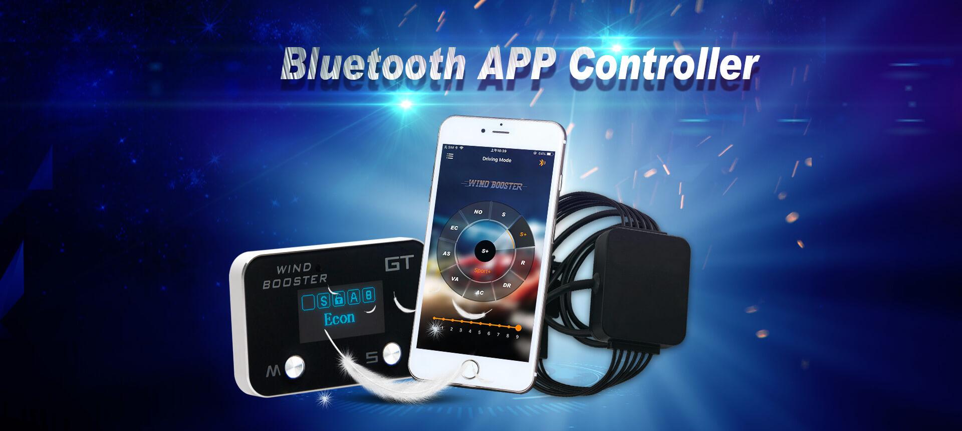bluetooth app controller