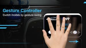 electric throttle controller